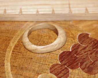 Oak Wooden Ring