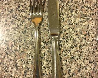 Forks and knives Set of 14