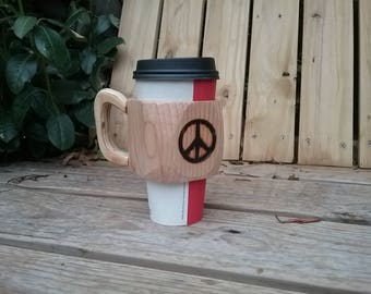 Coffee Hugs - Peace