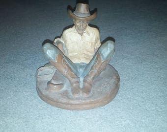 "Tom Clark ""Chuck"" Cowboy"