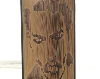 Johnny Depp Book Fold