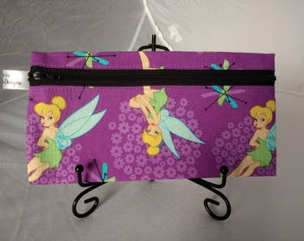 Tinkerbell Flat Pencil Case
