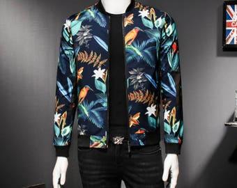 Vintage Floral Jacket (High Quality)