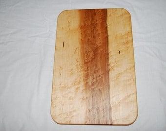 Birds Eye Maple Cutting Board