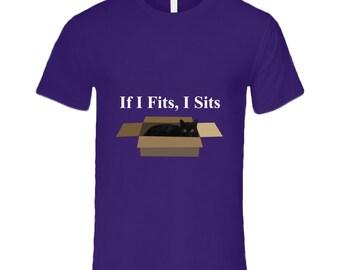 If I Fits, I Sits T Shirt