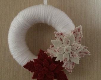 Christmas Wreath Wreath for door
