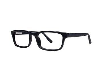 MODERN COLLECTION Men's ESTEEM Frames/Black Matte/Brand New