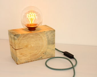 Amazing Lampe Aus Holz With Baumstamm Lampe