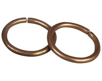 Carbiner Brass Ring 22mm (M022BR)