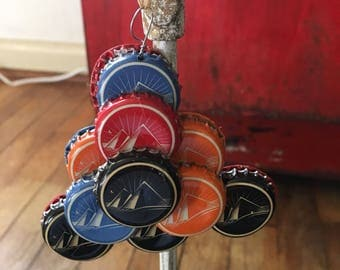 Craft Beer cap ornament