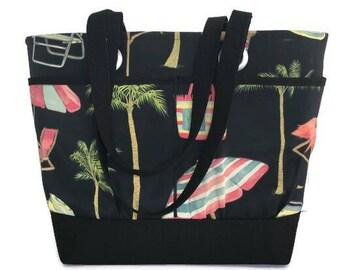 Waterproof tote bag | Etsy