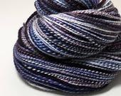 Handspun Yarn - Winter - 255 Yards