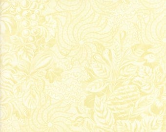 Hazel and Plum - Tapestry in Cream: sku 20296-17 cotton quilting fabric by Fig Tree and Co. for Moda Fabrics