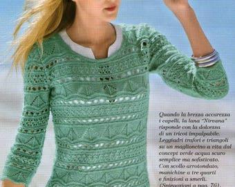 Light and Fresh Sweater