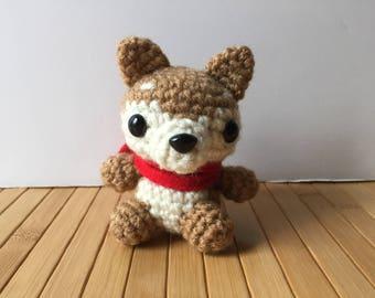 Shiba Inu Puppy - 2018 Year of the Dog Limited Edition Amigurumi Doll