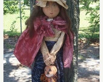 CustomerAppreciationSale Primitive Halloween Cassie Witch