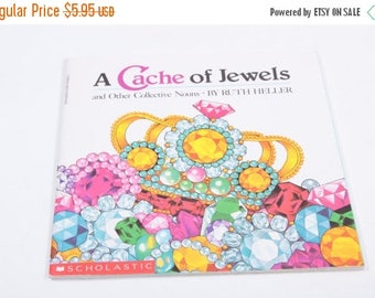 A Cache of Jewels and Other Collective Nouns by Ruth Heller ~ The Pink Room ~ 161212