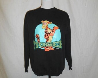 Closing shop SALE 40% off 90s Vintage Winnie the Pooh Tigger Sweatshirt