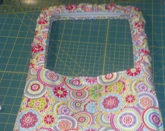 Trulyn2stitching Designs Q-Bootie, fits 8x11 frame