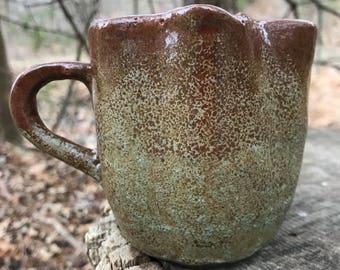 Cactus Flower Creature Cup