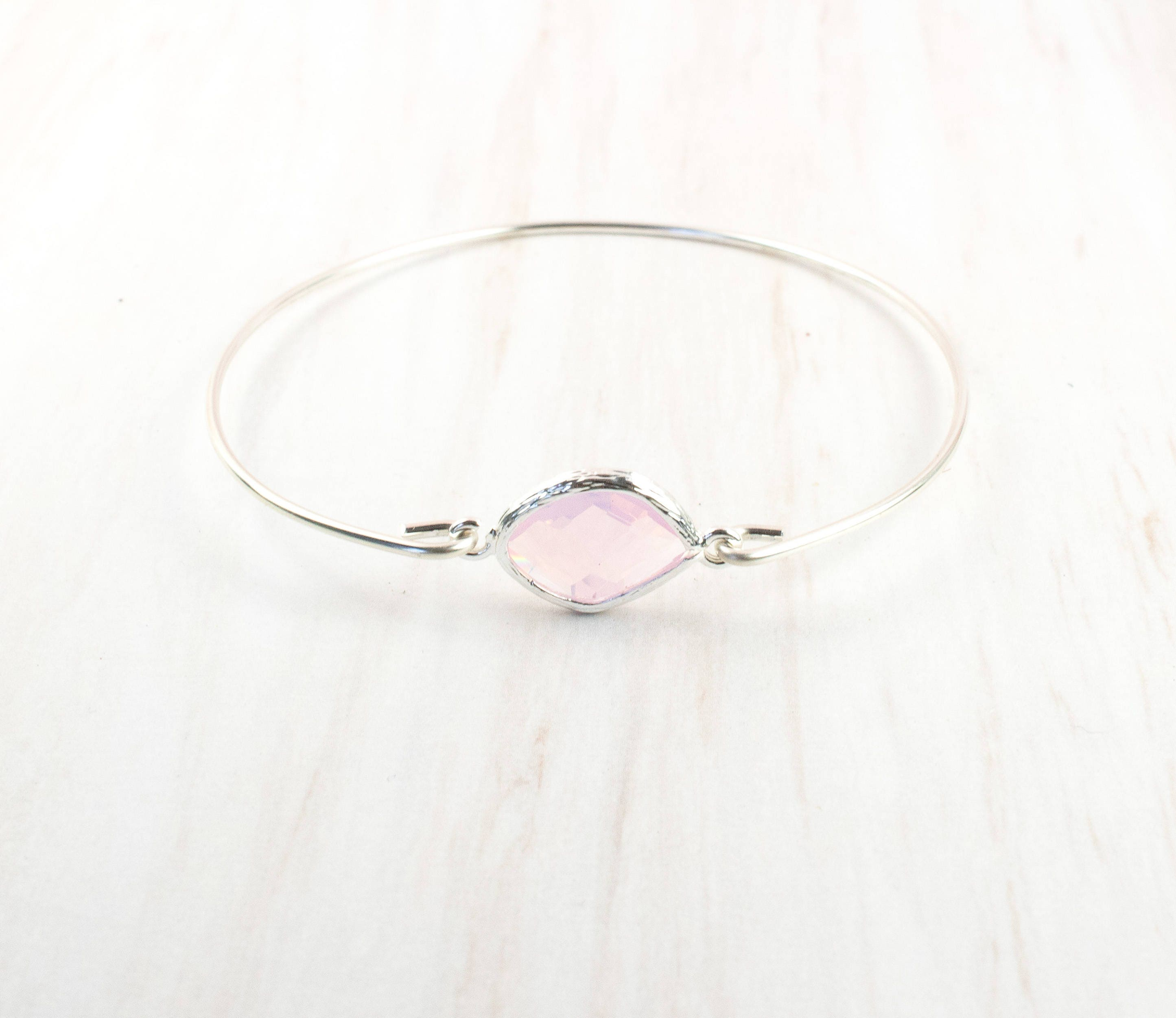 sterling silver and bracelet opal serpentine pink products