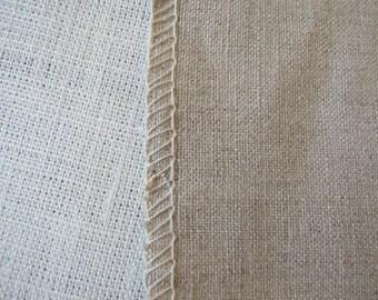 1 or 2 Custom Fabric Samples by NikkiDesigns, Hemp, Organic Cotton, Linen, Tencel