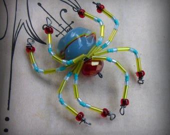Spider Ornament Suncatcher