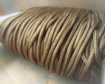 Knotting Cord 1mm Gold Bead Cord Antique Gold Knotting Cord Item No. 5152