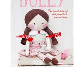 SALE Dolly Book by Elea Lutz 10 Projects & patterns