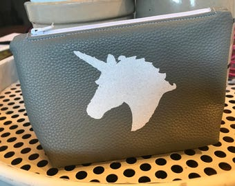 Unicorn Faux Leather Bag