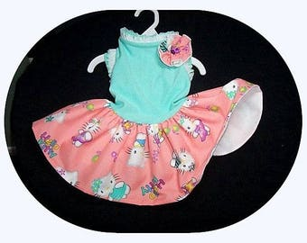 Hello Kitty Summer Dress To Order