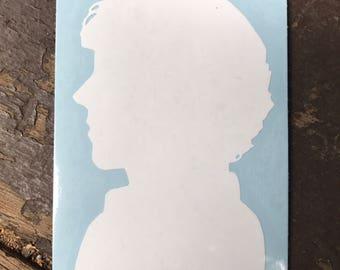 Sherlock Inspired Car, Laptop, or Decor Vinyl Decal