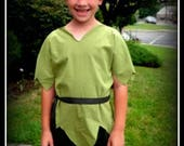 Reserved - Lost Boy Costume