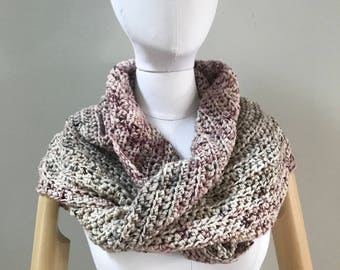 Merino Wool Triangle Wrap : fade shawl | scarf | super soft | handmade | natural fibers | hand dyed yarn | Christmas gift