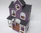 Grape House with Carolina Wren Portrait