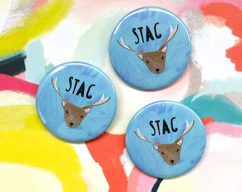Stag Do Badge