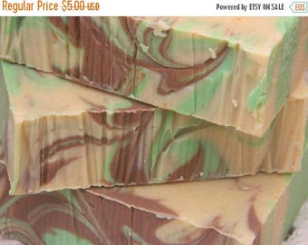 SALE Twilight in the Woods Goats Milk Soap