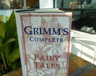 Grimm's Complete Fairy Tales  Hardback With Dust Jacket / Complete Fairy Tales
