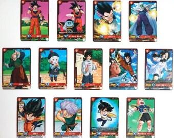13 DB cards