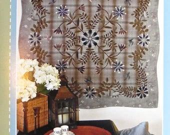 Quilt Pattern - Floral Wonder by Yoko Saito