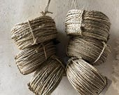 SEEGRASS hank, seagrass rope, seagrass cord 25 m or 50 m