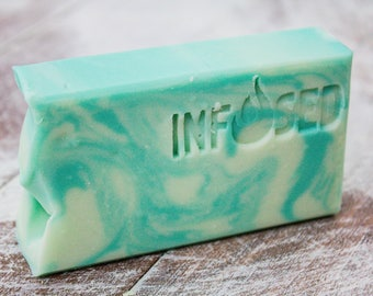 Rosemary mint scented soap