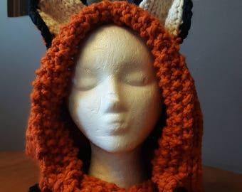 Fox CowlHoodie