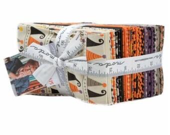 SUMMER SALE - Hocus Pocus - Fat Eighths Bundle (34) - Sandy Gervais for Moda Fabric