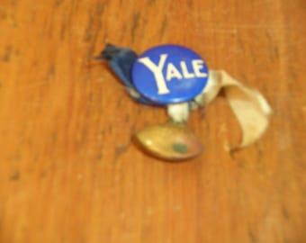 Vintage Yale Football Pin