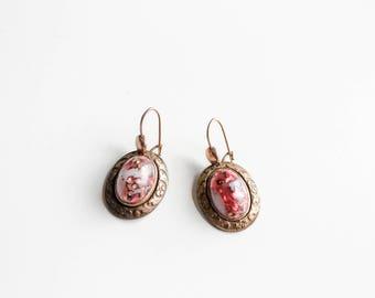 Art Nouveau Earring Set