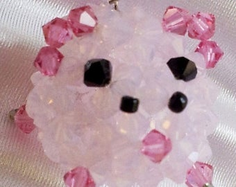 In Stock Clearance Pig Charm FREE SHIPPING