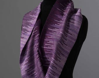 Anthology Infinity Scarf Weaving Kit for rigid heddle looms