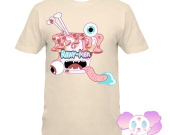 PRE-ORDER Creepy Cute Ramen Rawr-Men T-Shirt