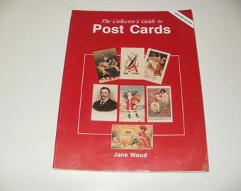 Collectors Guide to Post Cards by Jane Wood - Vintage Cards, Color and Black and White Photos, Art, Collectibles